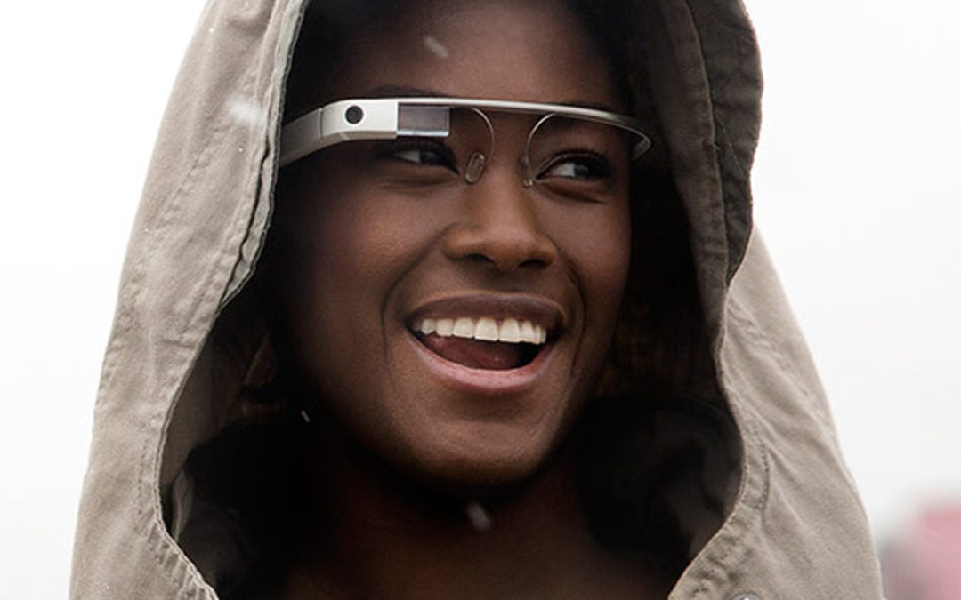 Are Eye Tracker-based Advertisements the Future for Google Glass?
