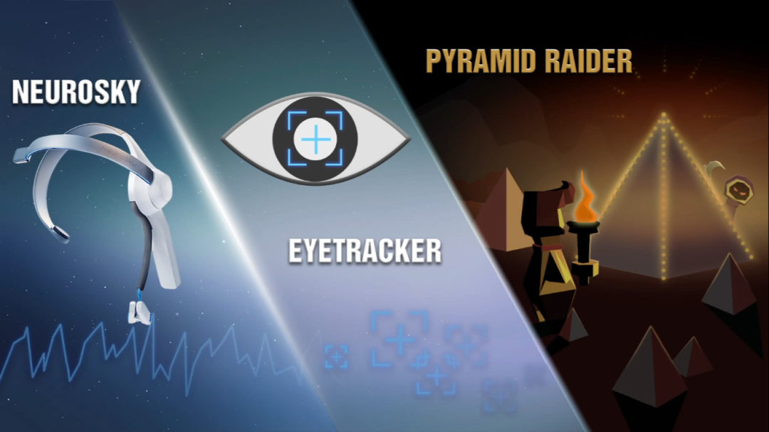 Pyramid Raider – Eyegaze Eye Tracking Application of the Year