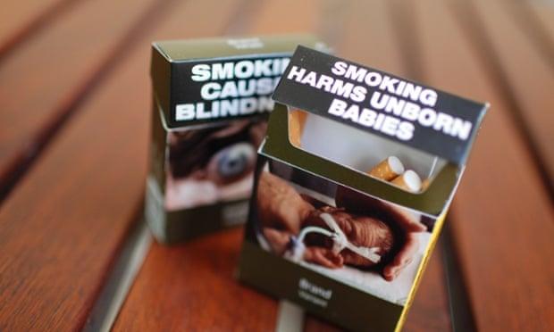 Anti-smoking Legislation Tested with Eye Tracking